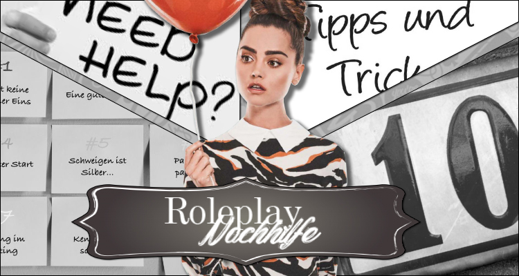 Roleplay Nachhilfe #9 - Quick Help
